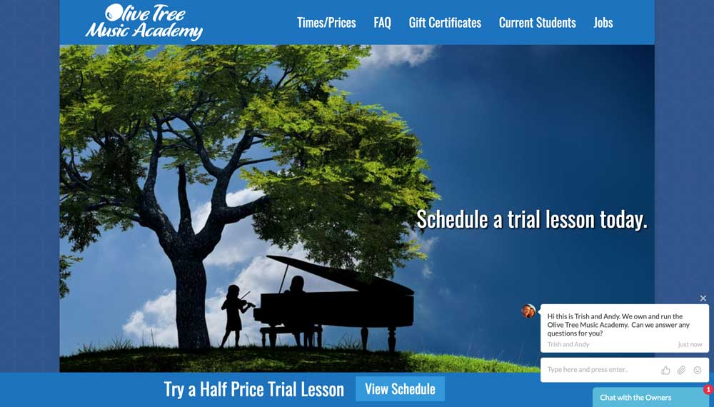 Olive Tree Music Academy